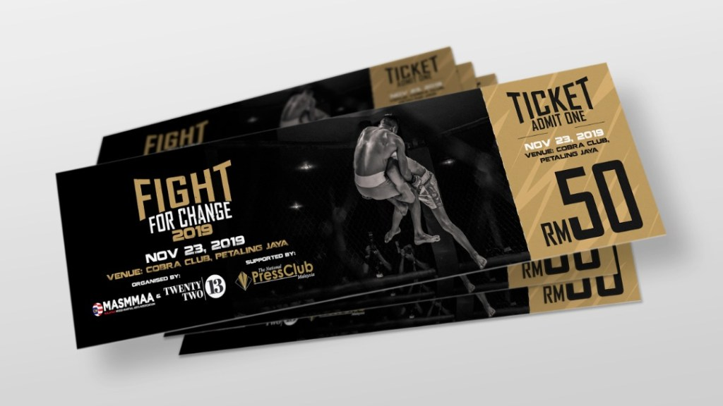 Fight For Change 2019 tickets