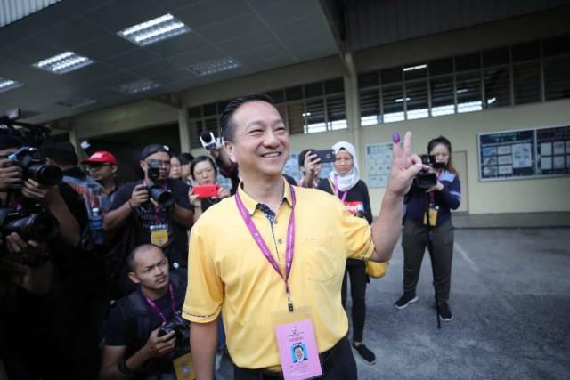 Datuk Seri Dr Wee Jeck Seng