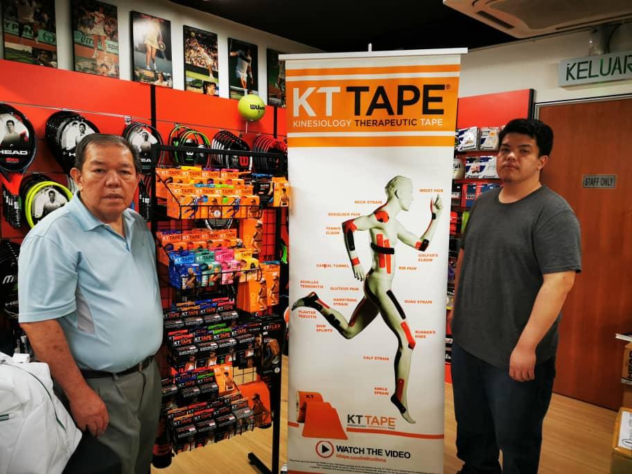 KT Tape Malaysia