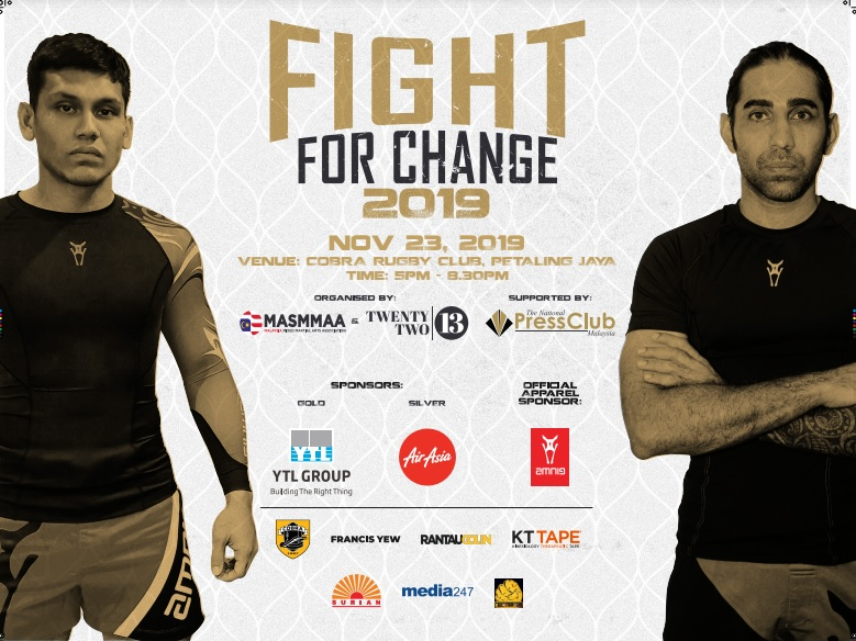 Fight For Change 2019