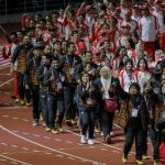 National contingent at 30th SEA Games