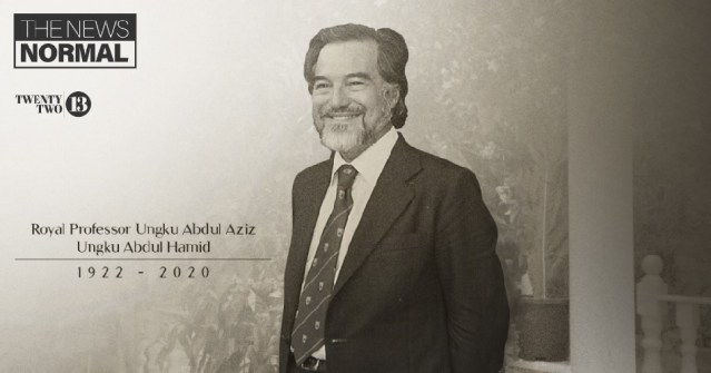 Royal Professor Ungku Abdul Aziz Ungku Abdul Hamid