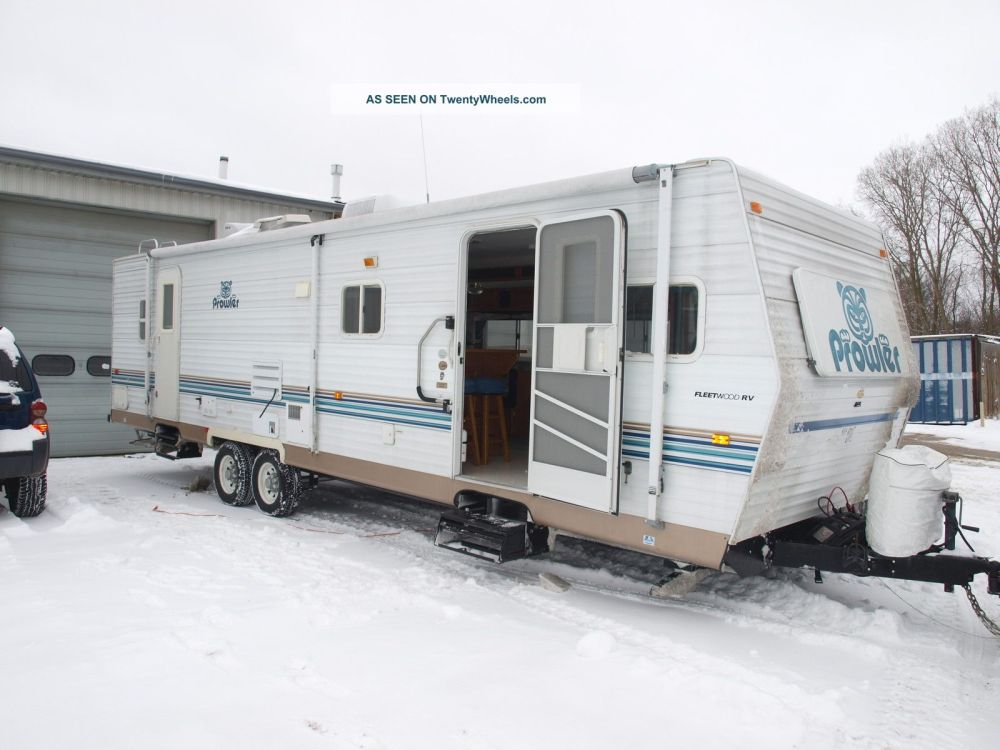 medium resolution of  array 2003 fleetwood prowler 33a rh twentywheels