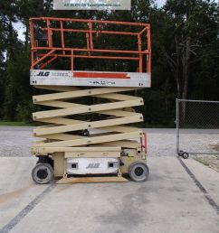 2005 jlg 2630es electric scissor lift building construction home repair [ 1600 x 1200 Pixel ]