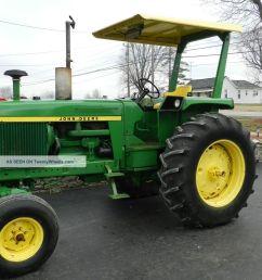 john deere 4230 tractor u0026 canopy top diesel 1282 hours john deere 4230 tractor wiring diagram  [ 1600 x 1200 Pixel ]