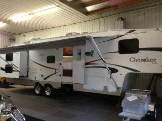 toy hauler with outdoor kitchen remodeling silver spring md other vehicles & trailers - rvs campers towable ...