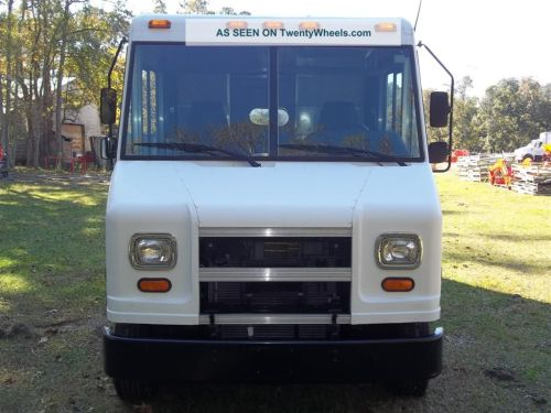 small resolution of  2006 ford econoline delivery step van business step vans photo 8