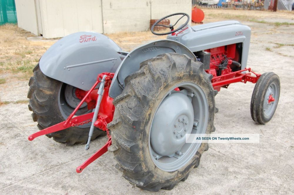 medium resolution of ford 600 farm tractor 3 point hitch condition 2n 9n 8n 53 work