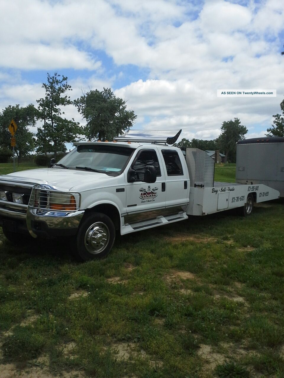 medium resolution of 2000 2000 ford f550 7 3 diesel wedge bed car hauler 2000 ford f550 7 3 diesel wedge bed car hauler