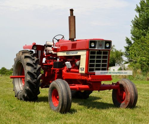 small resolution of 1066 international tractor wiring diagram