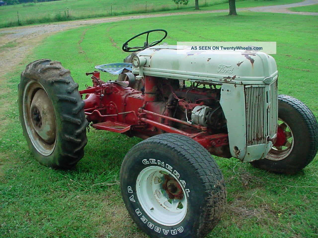 1950 ford 8n tractor wiring diagram whelen hideaway strobe myideasbedroom