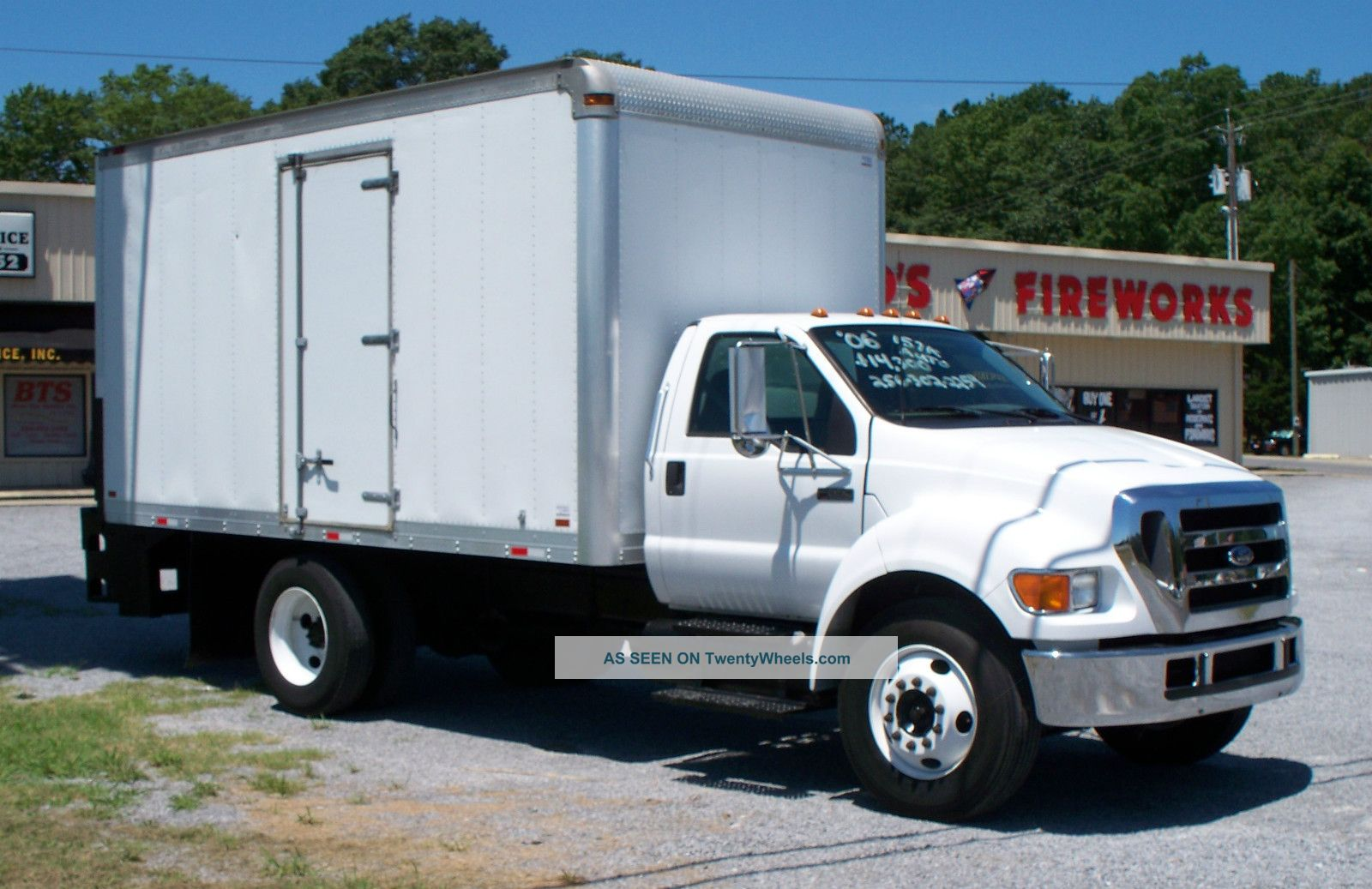 hight resolution of wrg 5461 2001 f650 fuse boxf650 box truck for sale images