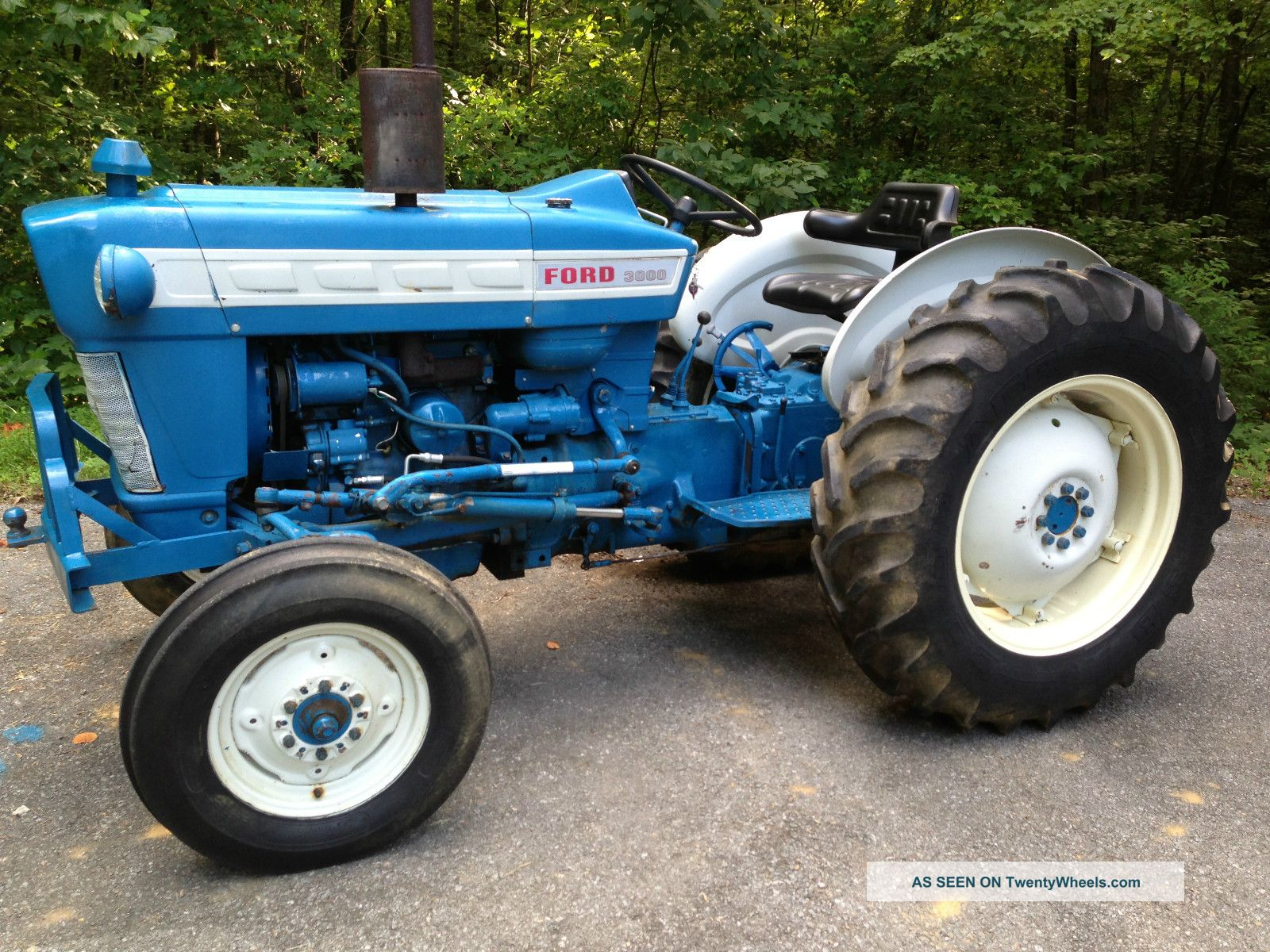 ford 3000 gas tractor wiring diagram directed electronics diagrams for 1972 power steering