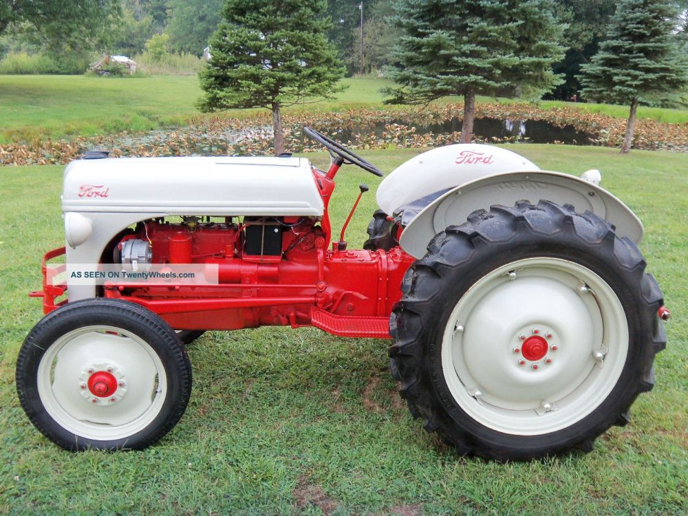 medium resolution of 1952 ford 8n tractor 8n ford tractor front wheel diagram ford tractor ford jubilee tractor wiring diagram 1953