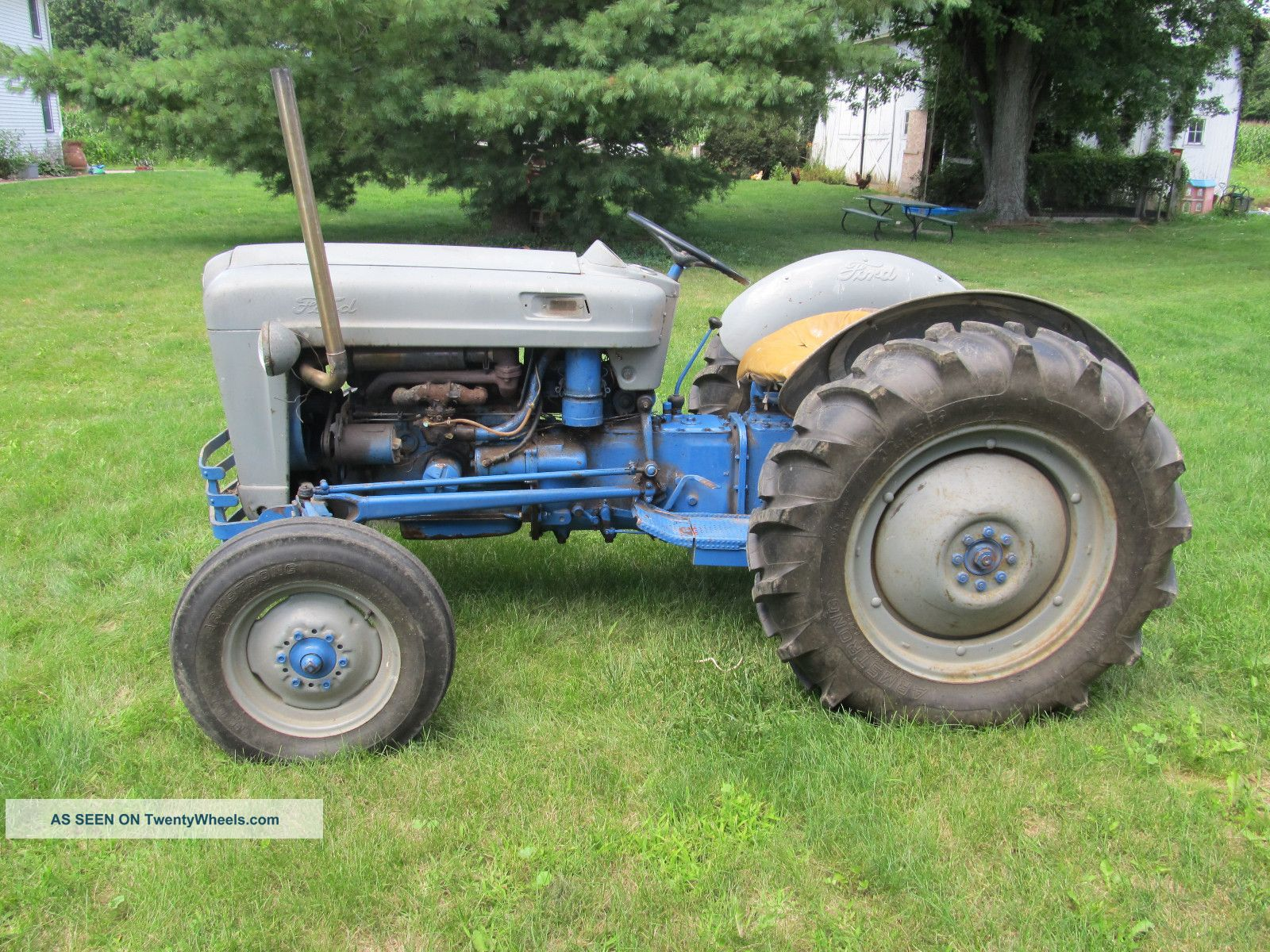 hight resolution of ford naa tractor golden jubilee tractors photo 1