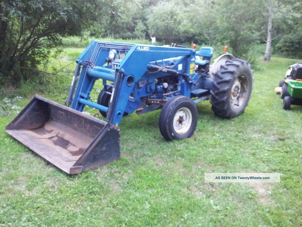 medium resolution of ford 4600 su tractor specs