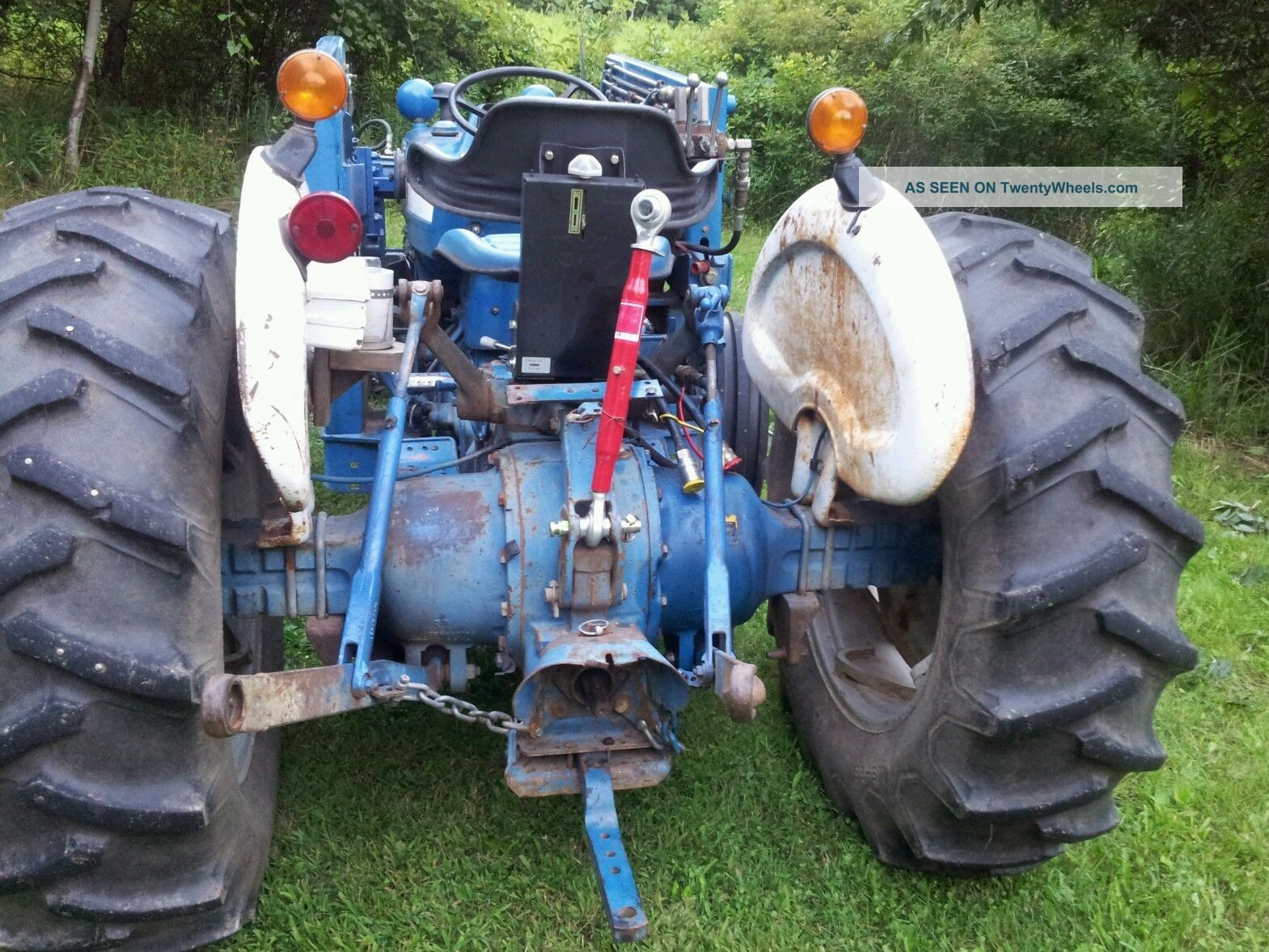 hight resolution of ford 4600 tractor data