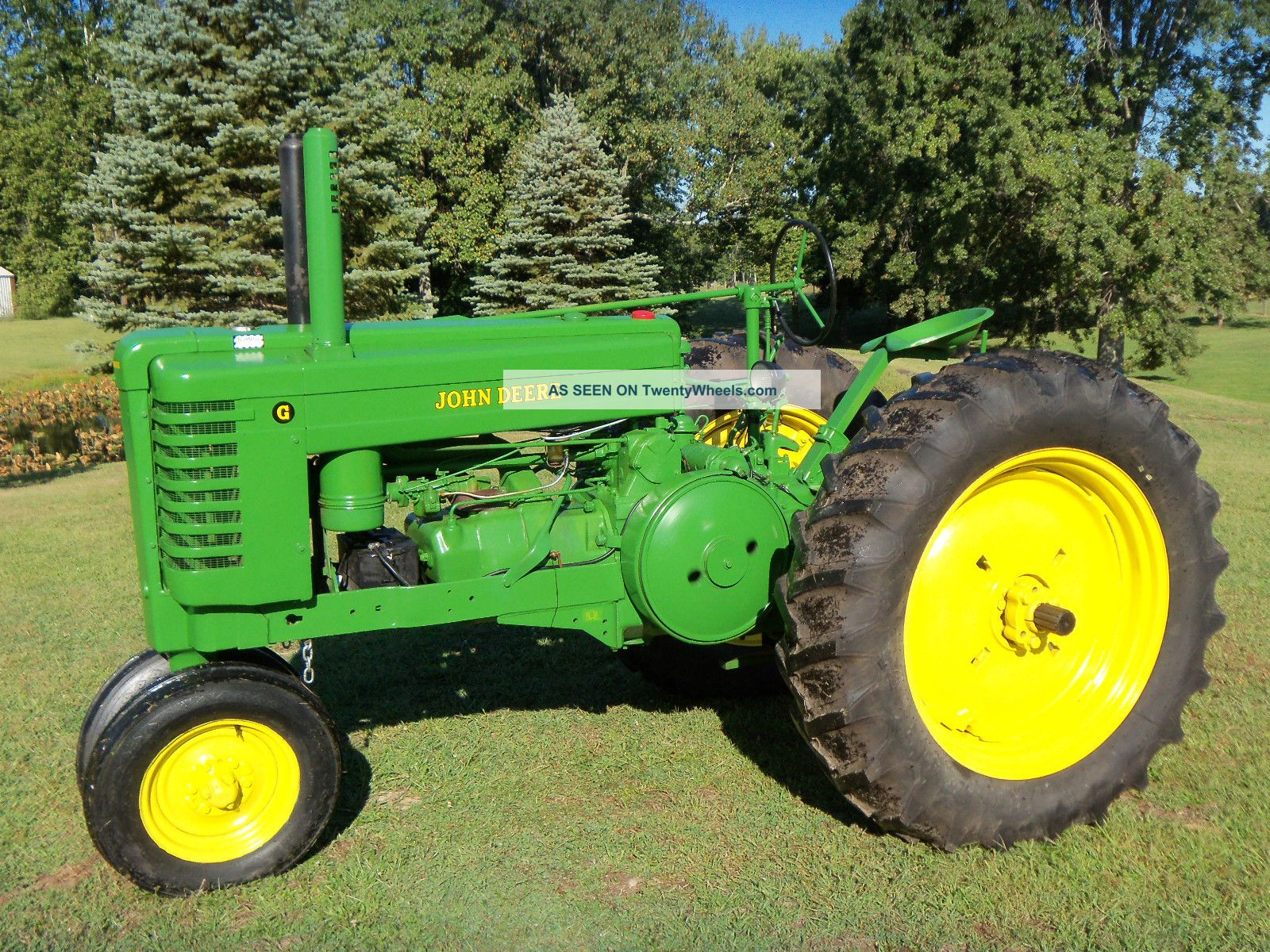 john deere g tractor for sale pick up wiring diagram car interior design