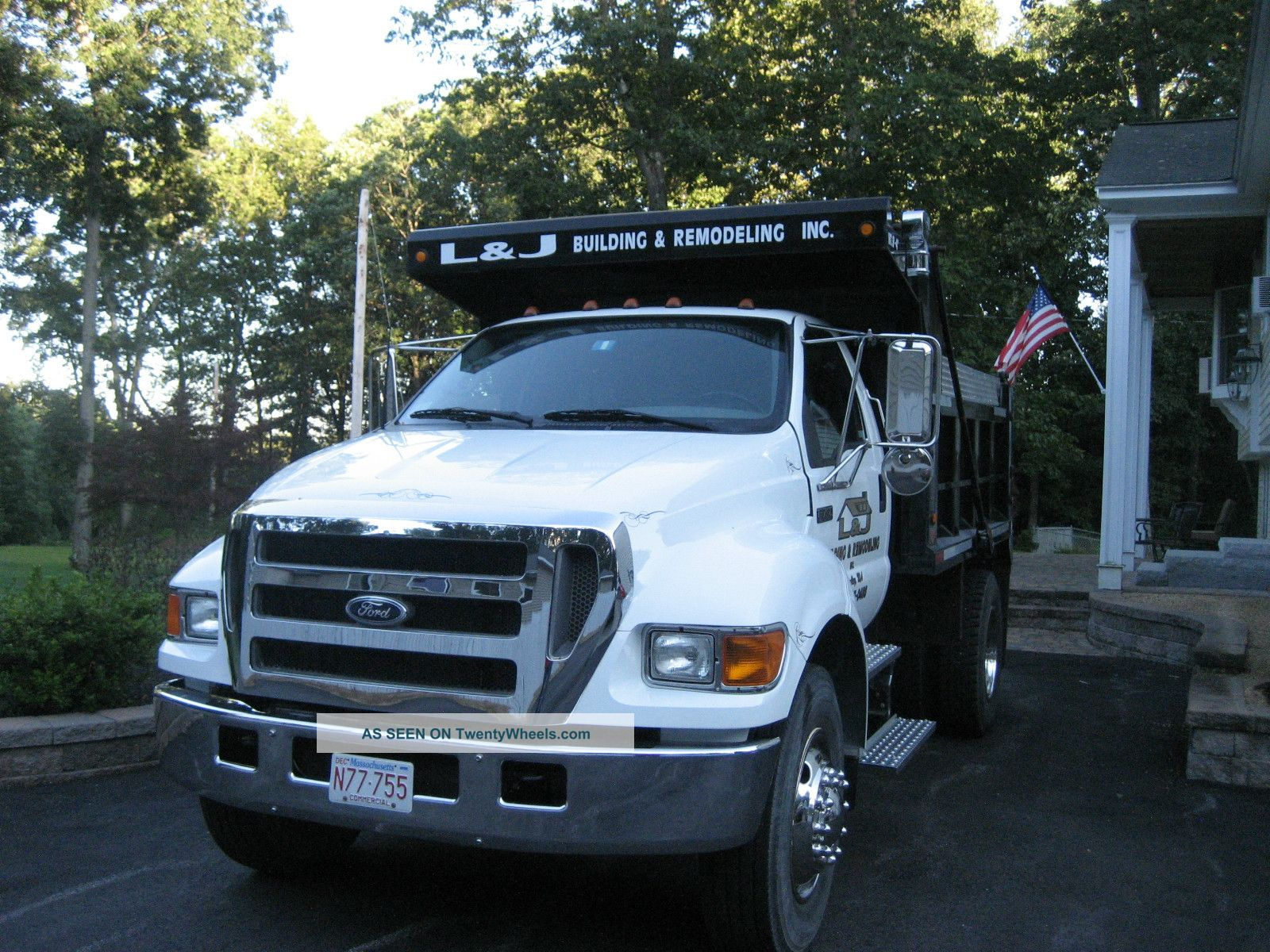 2012 Ford F650 And F750 Super Duty Truck Wiring Diagram Manual