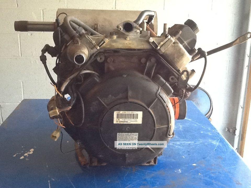 John Deere 6x4 Gator Engine