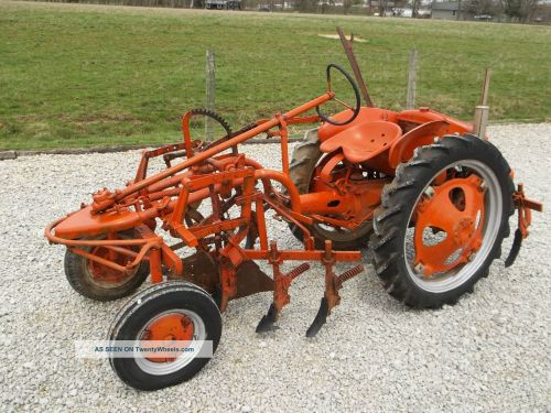 small resolution of allis chalmers g antique tractorallis chalmers g wiring diagram 13