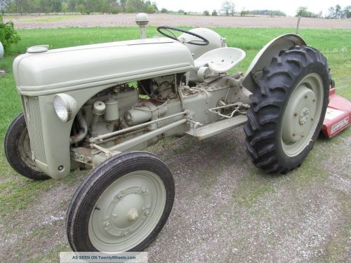small resolution of 1941 ford tractor wiring diagram