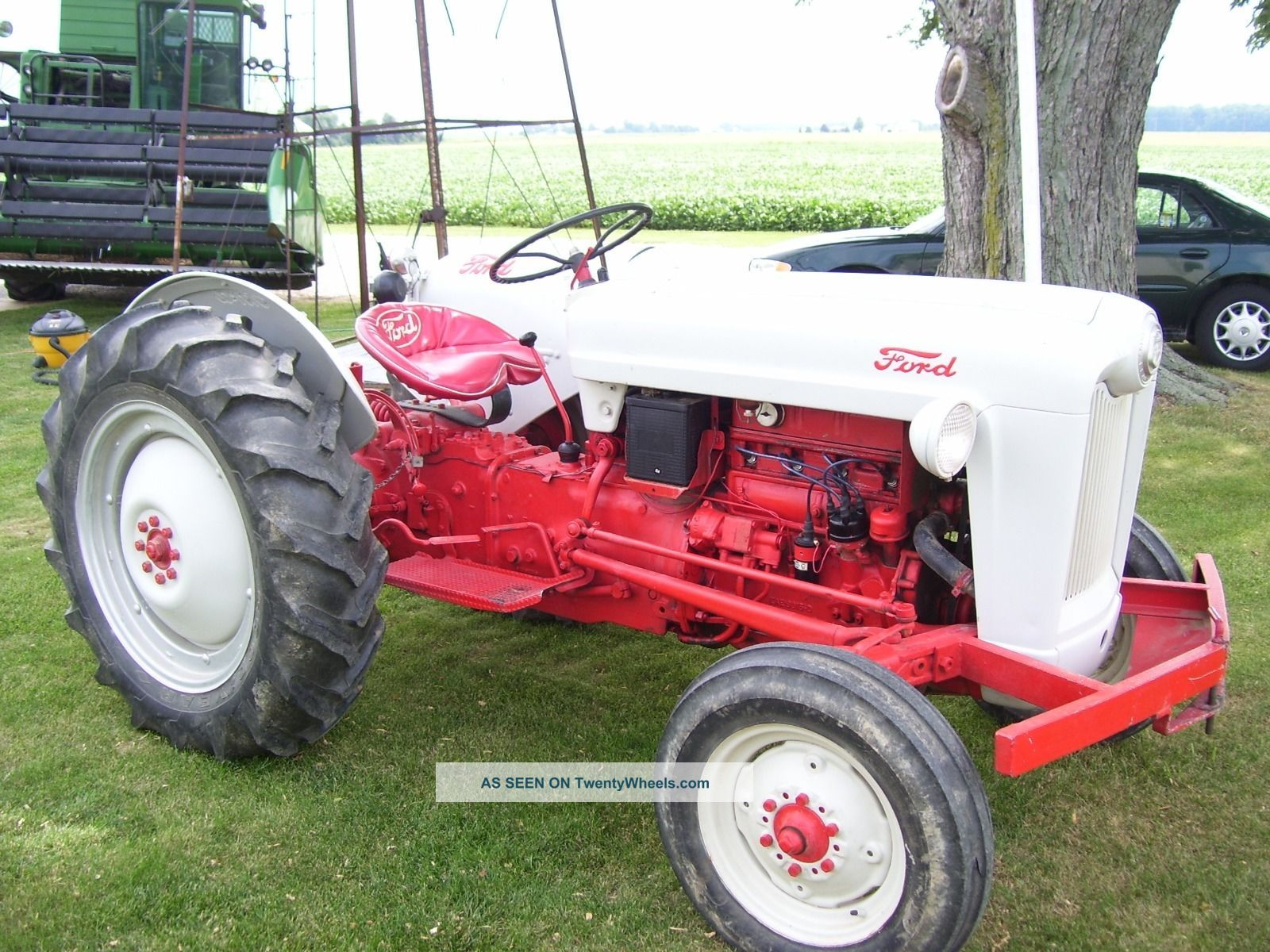 hight resolution of ford 4000 diesel tractor wiring diagram ford tractor manuals ford 8n