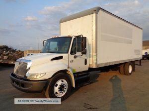 2006 International 4300 26 ' Box Truck Dt466 Turbo Diesel