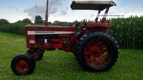 small resolution of 1971 ih farmall 656 gas tractor tractors photo 6