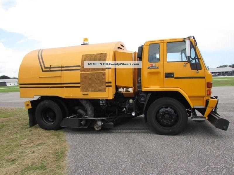 Box International 1993 4700 Truck
