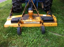 Woods Finish Mower - Year of Clean Water