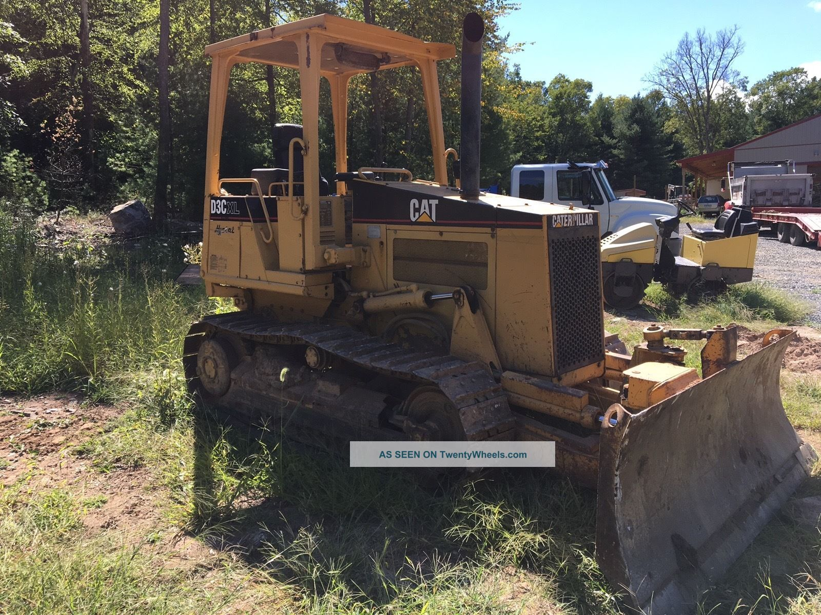hight resolution of cat d3c series 3 bulldozer for sale classifieds