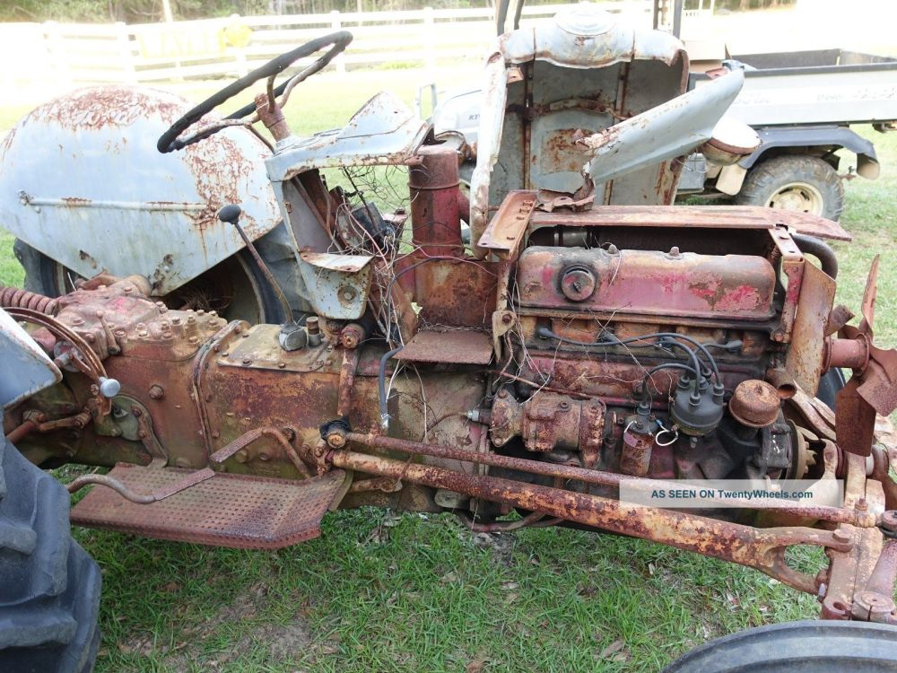 medium resolution of ford 600 tractor wiring harnes