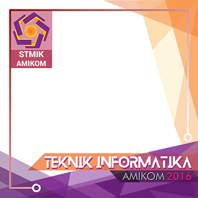 Twibbon is a small image that you can overlay onto your social media profile picture in order to support a campaign or just simply for. AMIKOM 2016 - Support Campaign | Twibbon