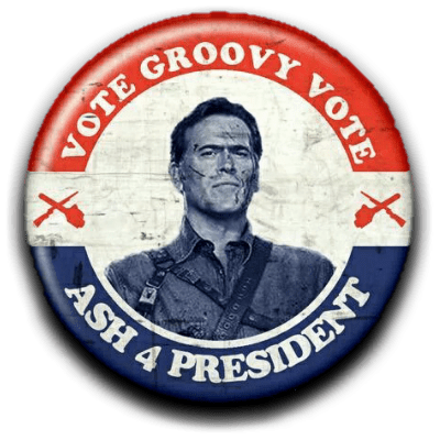 ash for president support