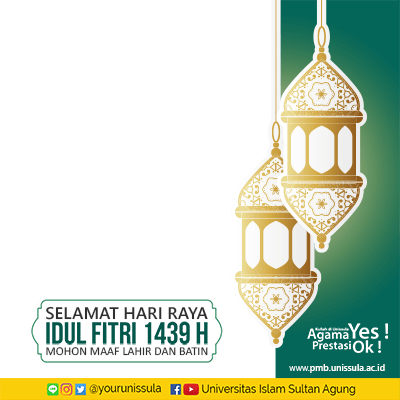 Selamat Hari Raya Idul Fitri Support Campaign Twibbon