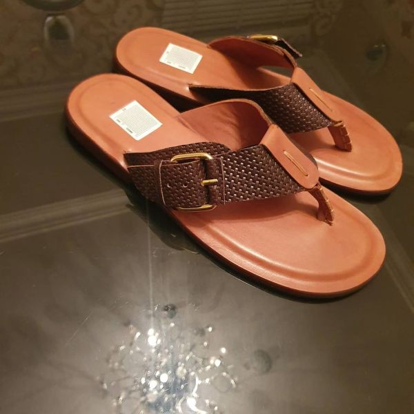 TAN Slippers 012 1