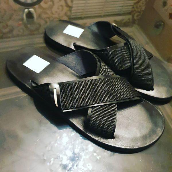 TAN Slippers 017 1