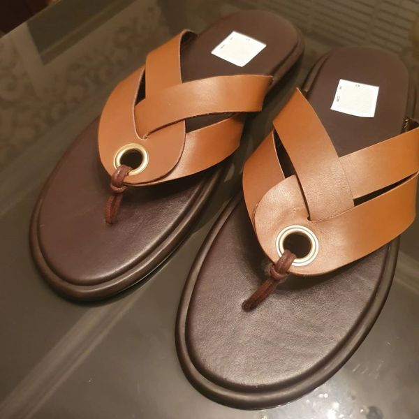 TAN Slippers 015 1