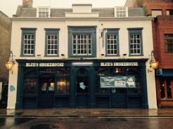 Blue's Smokehouse, London Road, TW1