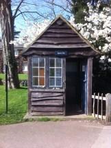 The 'sports hut'