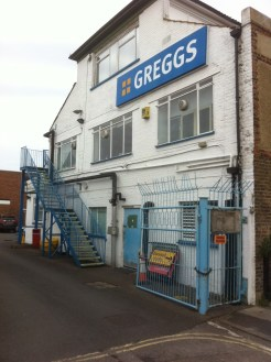 Greggs Bakery, Gould Road, Twickenham