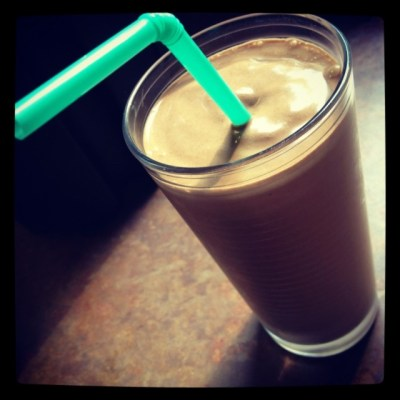 The Healthiest Chocolate Shake You Will Ever Have