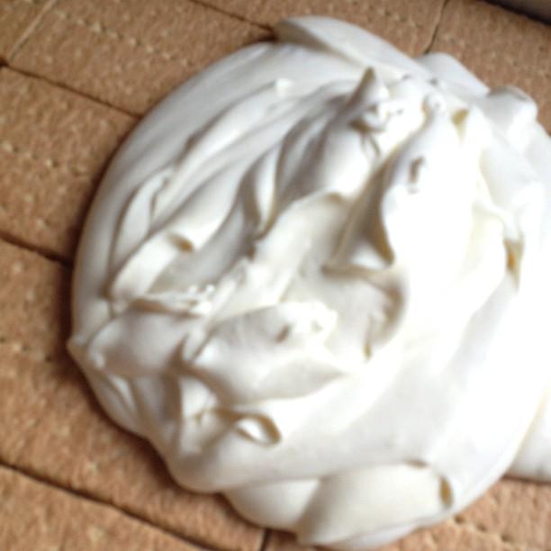 eclair cake filling 1