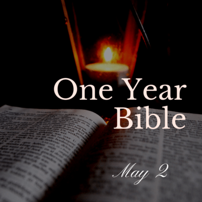One Year Bible: May 2
