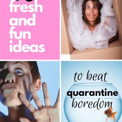 How to Survive a Quarantine Without Losing Your Mind