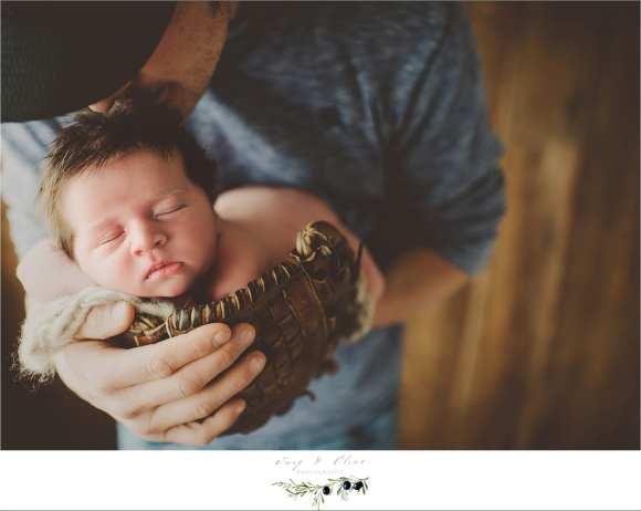 father son newborns baseball glove Dane County, WI