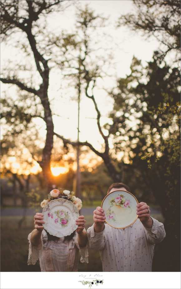 antique china wedding