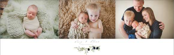 children and family session, newborn, siblings, happy babies