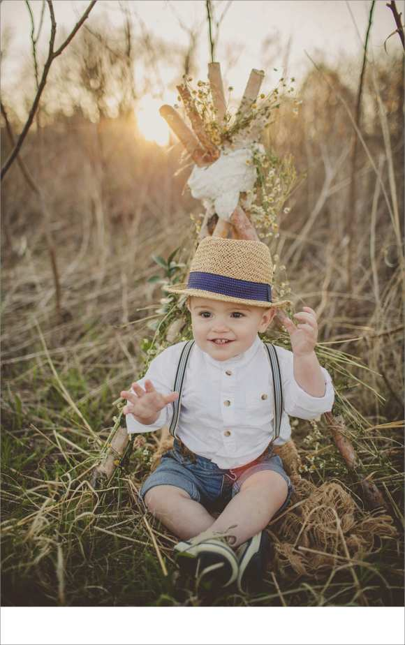 fedoras, suspenders, madison area children and families session